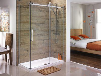 Shower enclouser